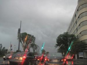 D.C., Tornado